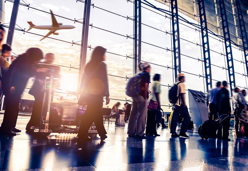 """""""التظاهر بالسفر"""".. مطار في تايوان يبتكر أحدث طريقة لخوض تجربة السفر مجددًا"""