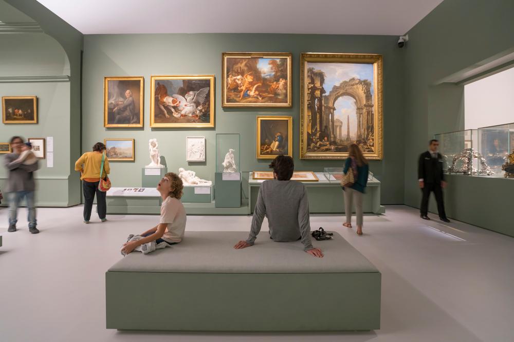 متحف اللوفر أبوظبي يقدم تجارب رقمية للجمهور من المنزل