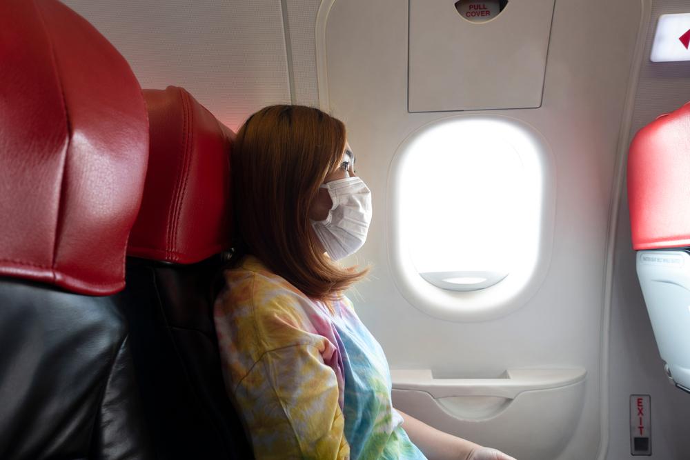دون الحاجة للكمامة أو للحواجز، ابتكار ذكي لحماية ركاب الطائرات