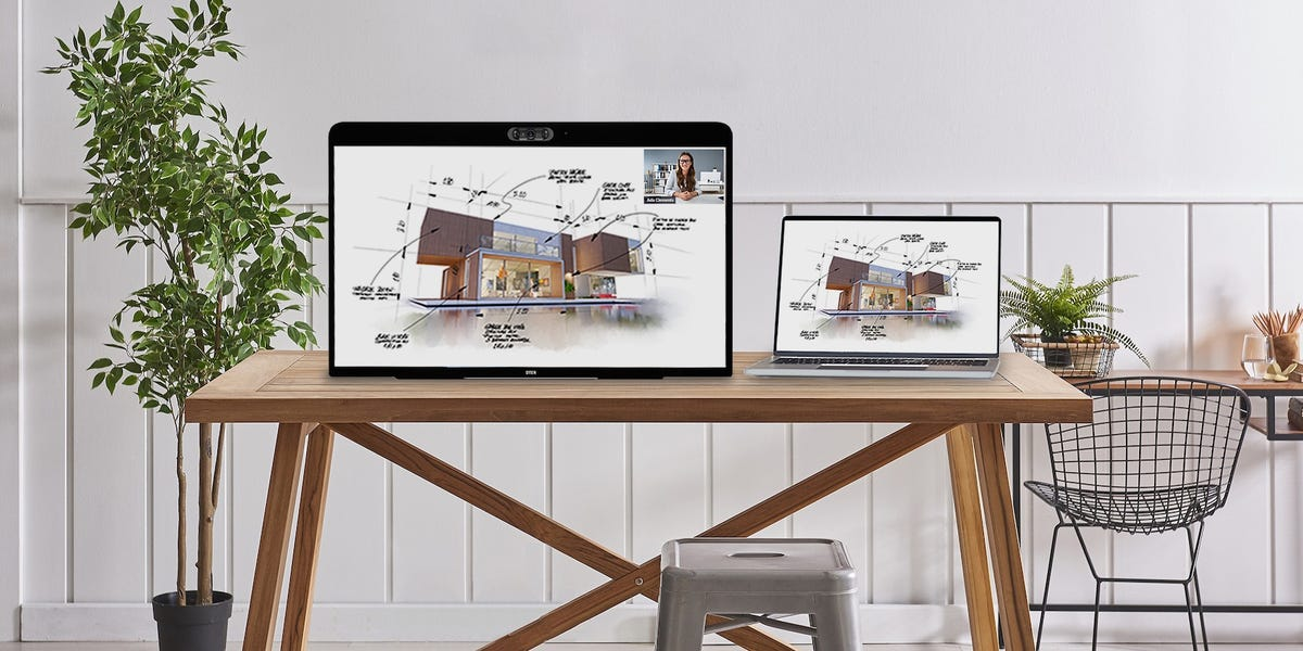 تعلن Zoom عن شاشة تعمل باللمس لإجراء مكالمات الفيديو في المنزل