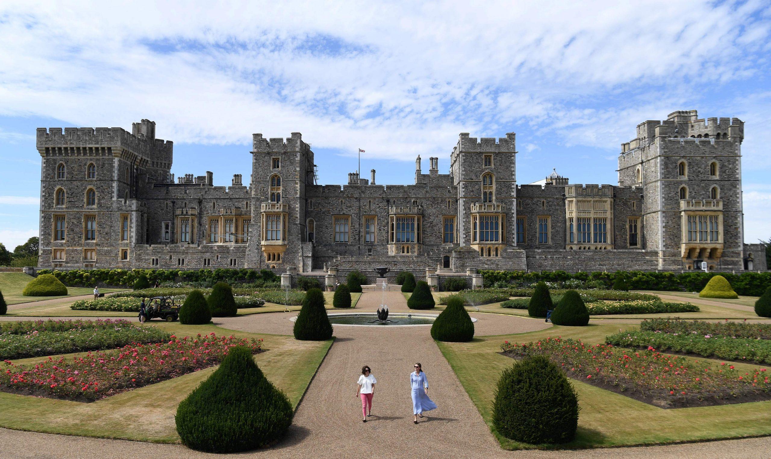 ستفتح الملكة حديقة قلعة وندسور للجمهور لأول مرة منذ أكثر من 40 عامًا